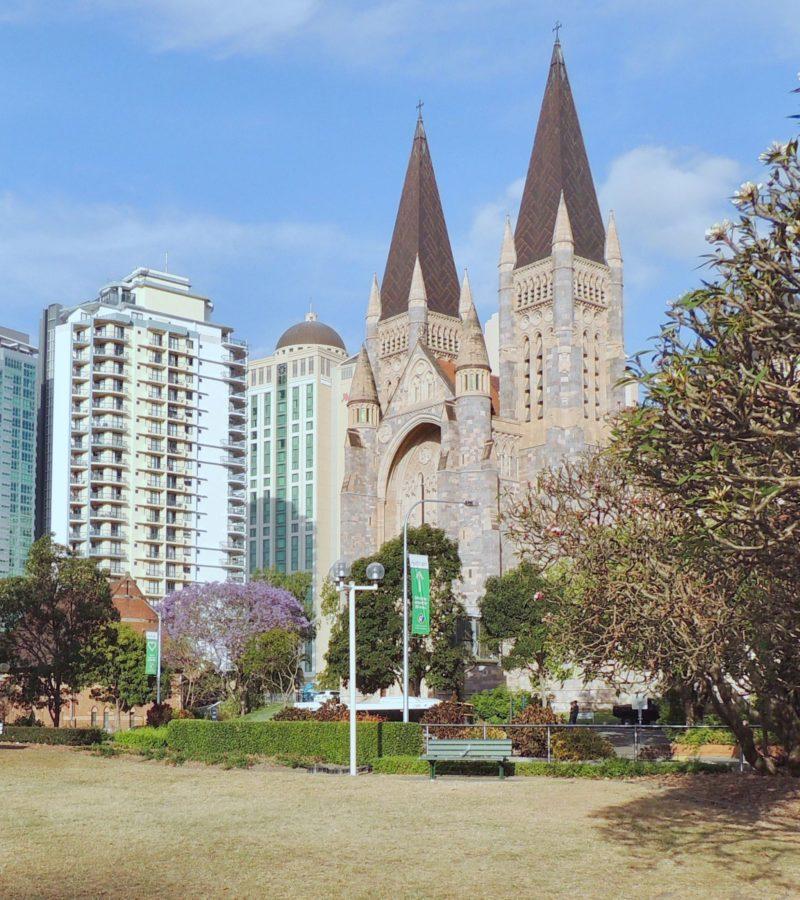 St. Johns Cathedral Brisbane