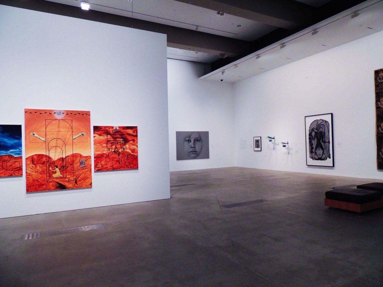 Queensland Art Gallery Exhibition