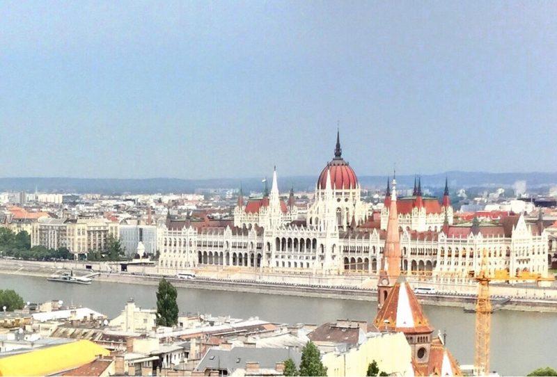 budapest Day Trip