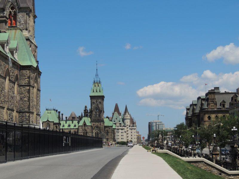 Parliament Precinct, Ottawa Canada